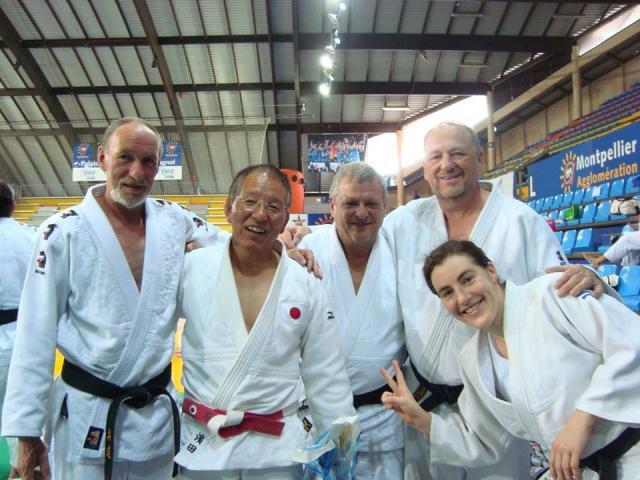 stage Judo Montpellier juillet 2014