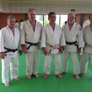 Stage Judo d'Eperney mai 2014