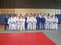 Judo club de Gersheim et Judo club de Sarreguemines à Gersheim  4 juin 2010