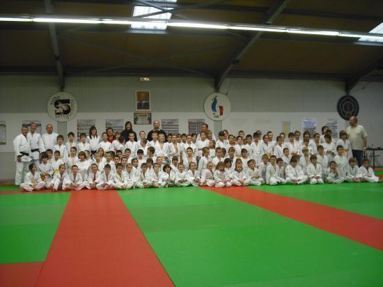 Les Mosellanes de Judo à Sarreguemines 28 novembre 2009