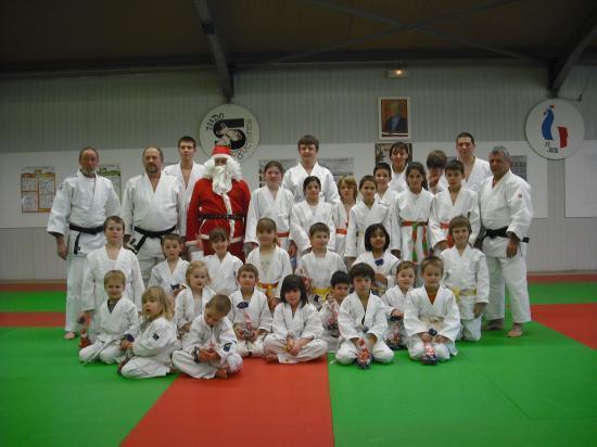 Fete de Noel 19 décembre 2009