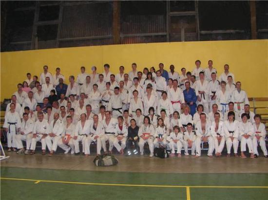 Entrainement de masse à Petite-Rosselle 13-03-2009 avec Alain Schmitt