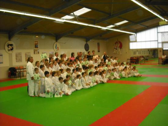 Mosellanes de Judo Sarreguemines  21/01/2009