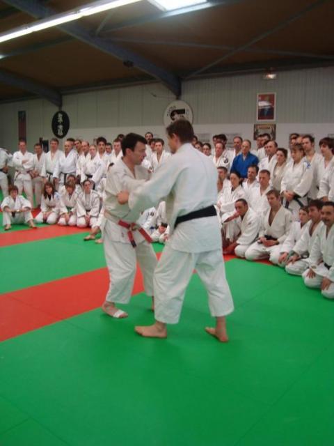 4ème stage P.Roux Sarreguemines 2009