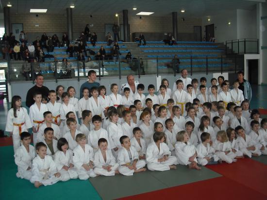 Les Mosellanes de Judo à Sarralbe 30 janvier 2010