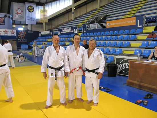 Montpellier du 12 au 16 juillet 2010