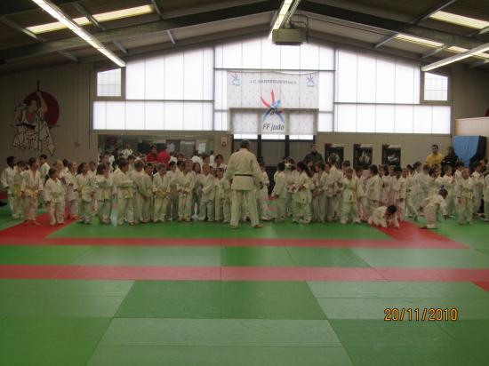 Mosellanes du Judo 20 novembre 2010 à Sarreguemines