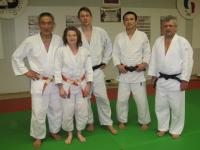Stage Judo Sarreguemines 2015