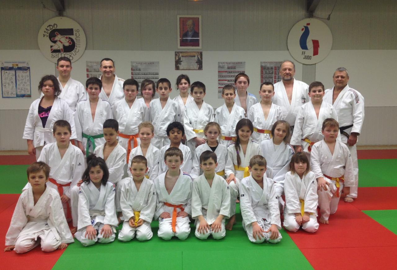 entrainement jeunes du 4 janvier 2014