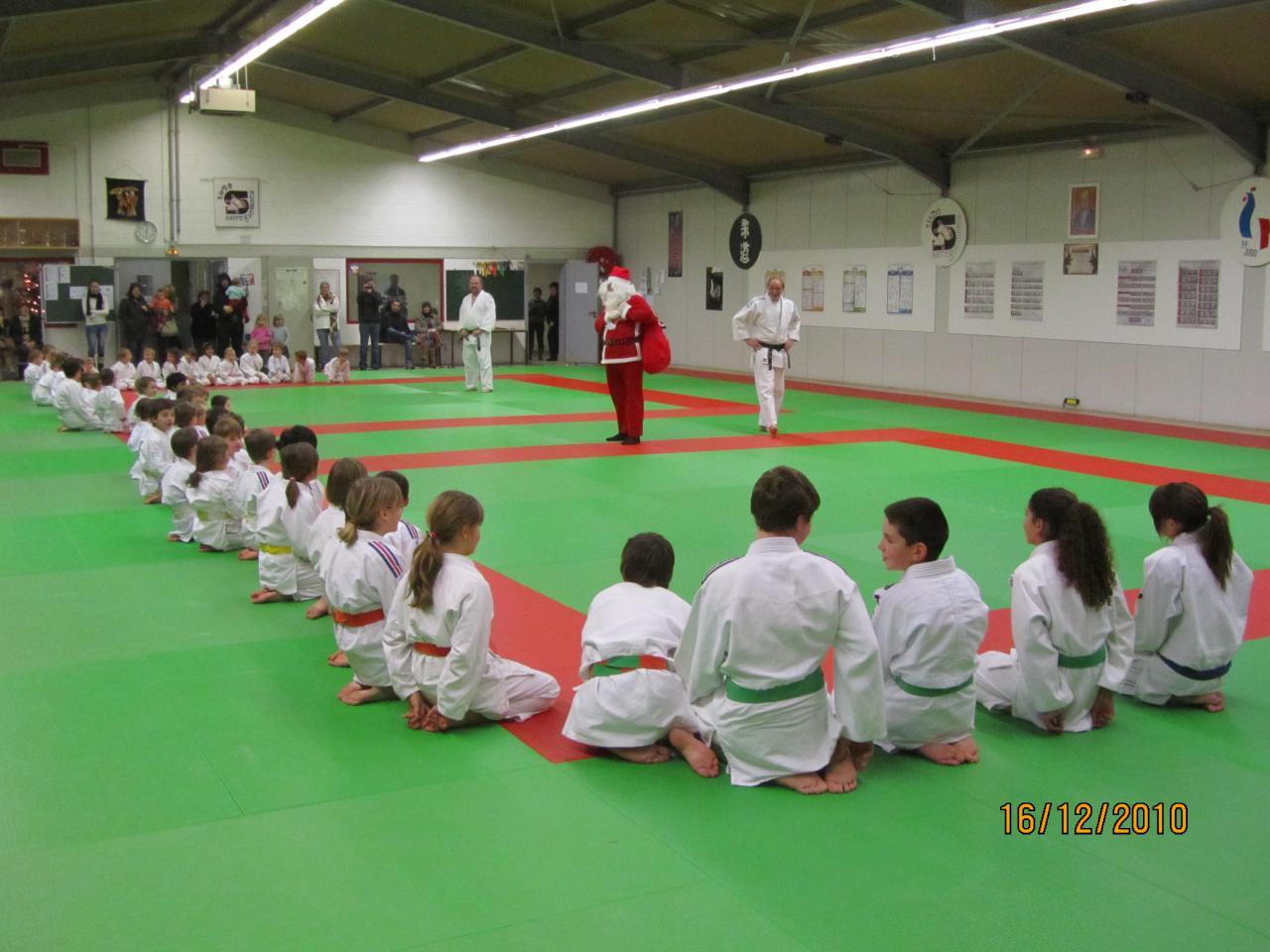 Fête de Noel 16 décembre 2010