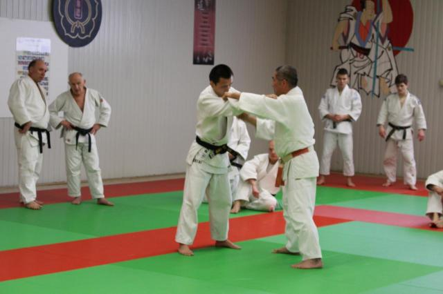 Hiroshi Katanishi et Kintaro Yamamoto