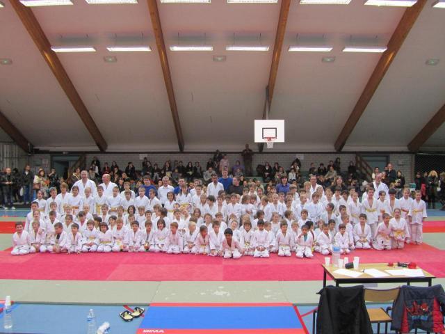 Mosellanes de Judo à Rohrbach-lès-Bitche 03 décembre 2011