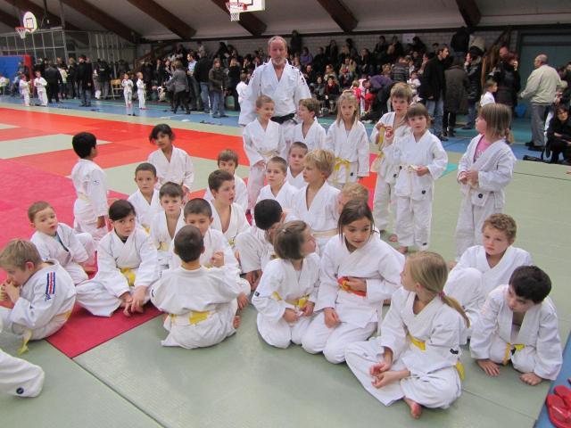 Mosellanes de Judo à Rohrbach-lès-Bitche 03-12-2011