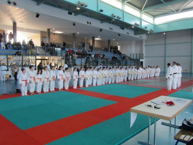 Mosellanes de judo à Sarralbe 04-02-2012