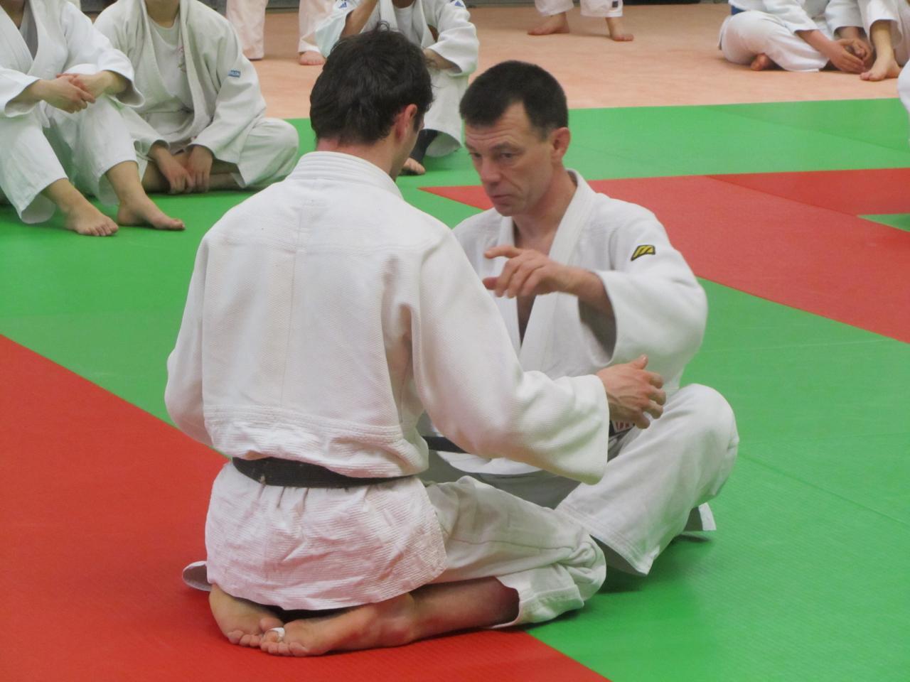 7ème stage P.Roux Sarreguemines 2012