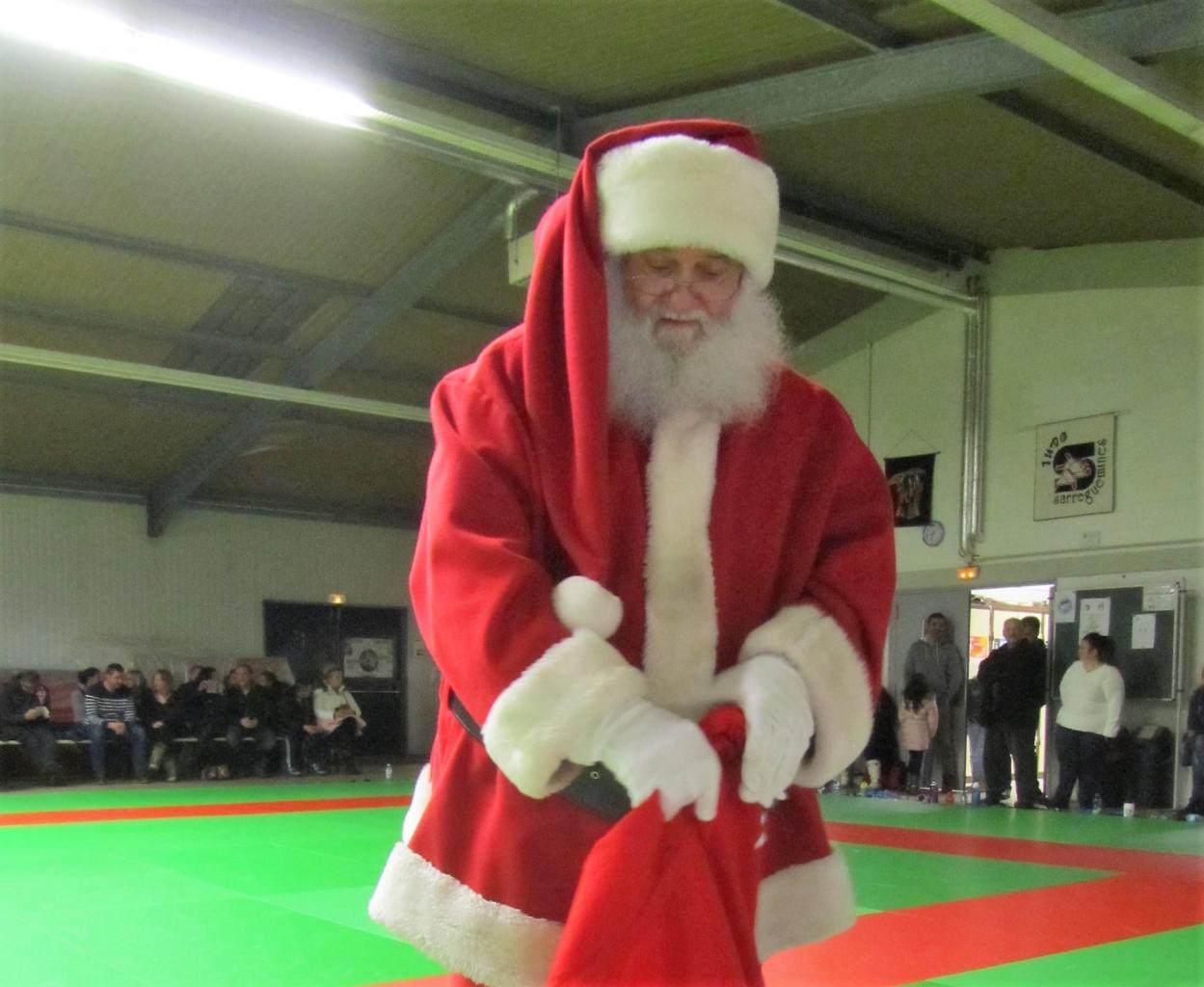 Fête de Noël 18 décembre 2017
