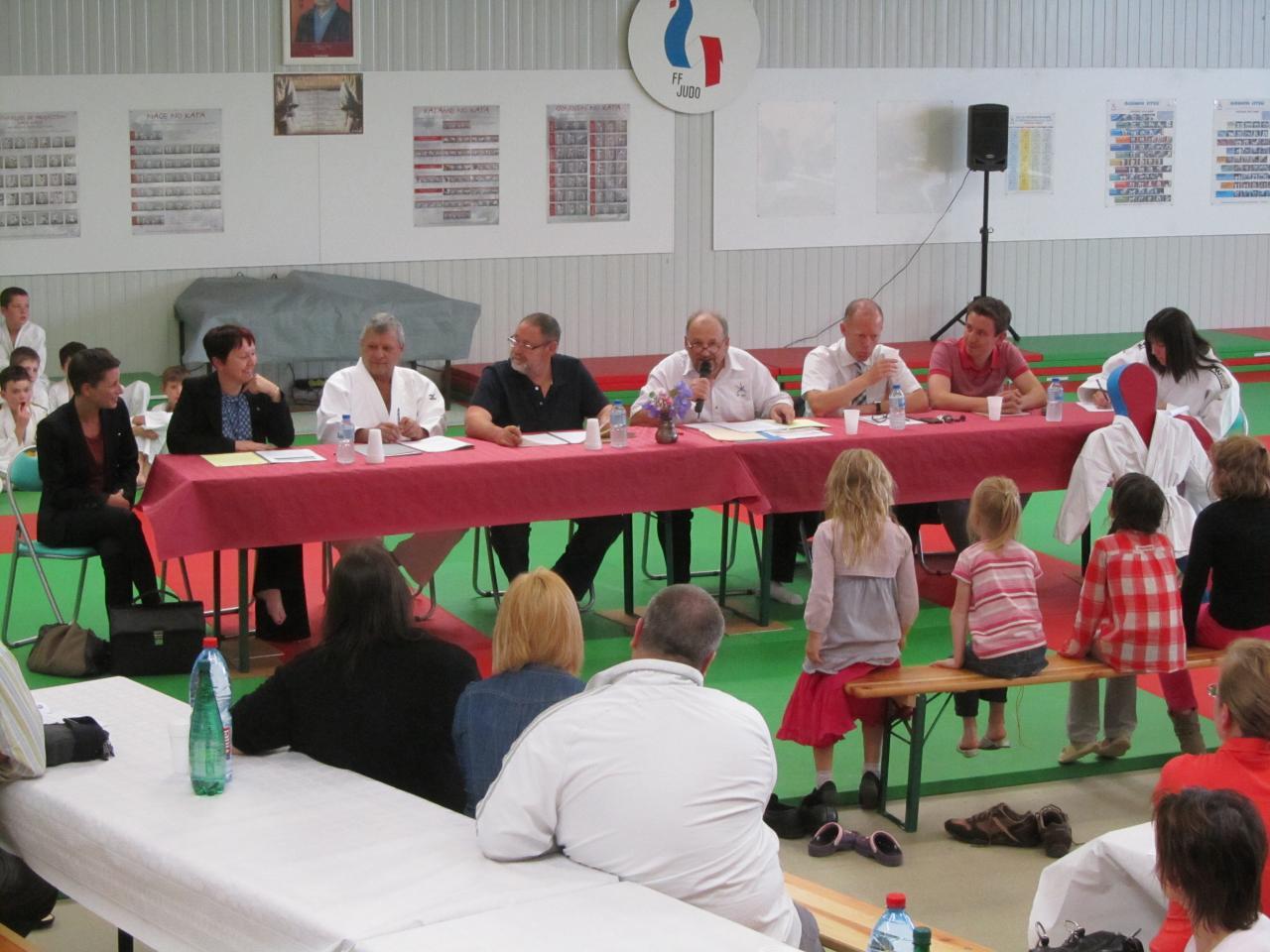 Assemblée générale et fête de fin de saison 15 juin2012
