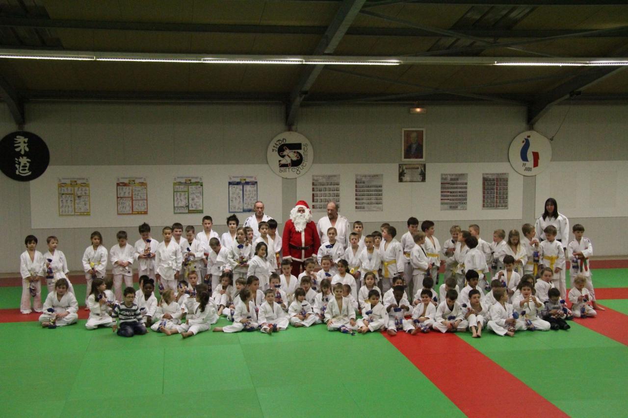 Fête de Noel 20 décembre 2012