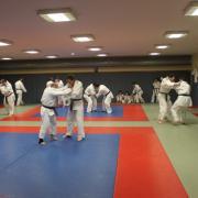 Entrainement de masse à Sarre-Union 20-01-2012