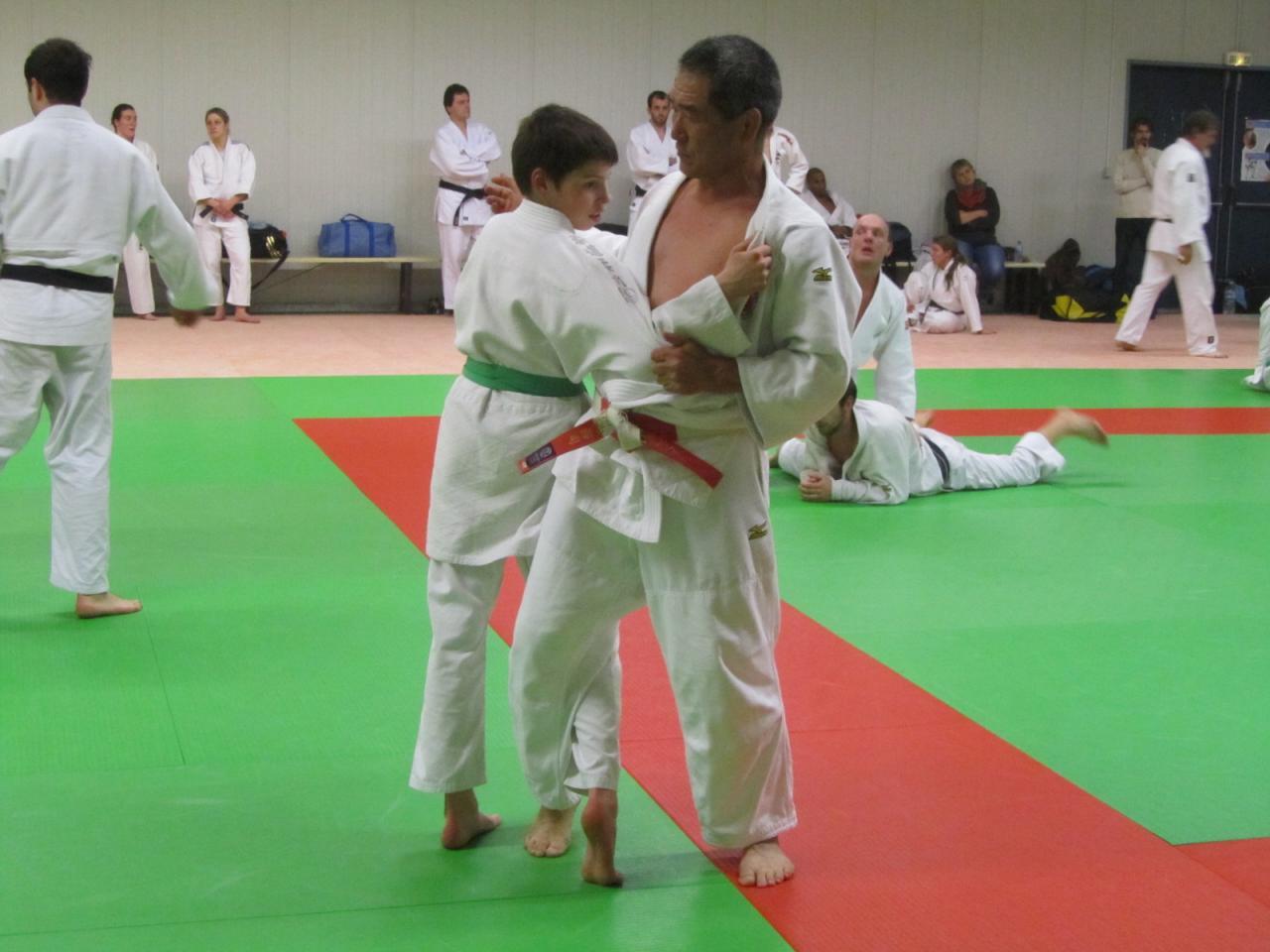 8ème stage Judo Sarreguemines 2013