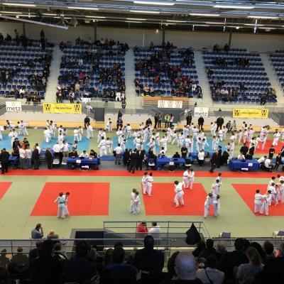 tournoi benjamins de Metz 10 janvier 2016