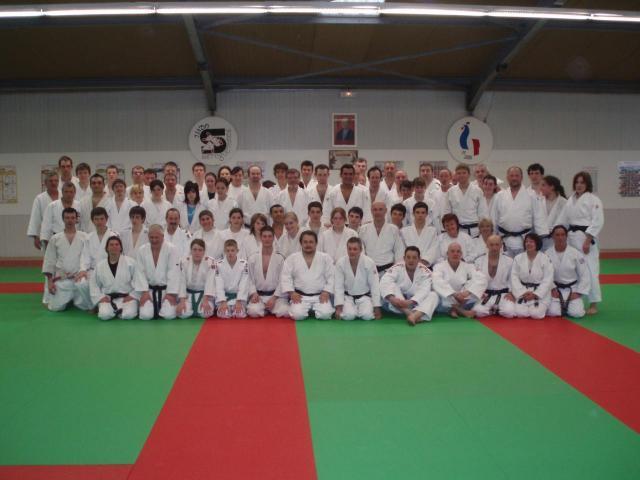 3ème stage P.Roux à Sarreguemines 2008